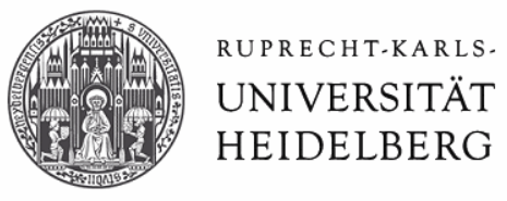 Logo Uni-Heidelberg